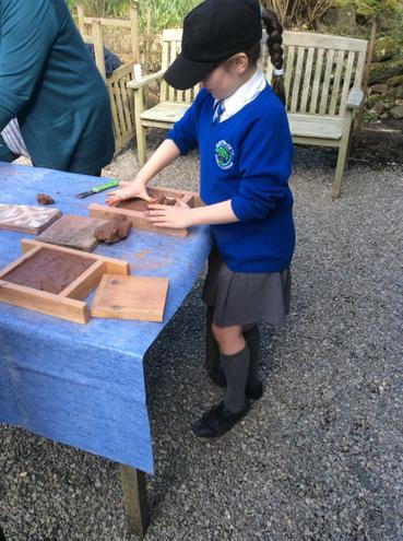 Making tiles