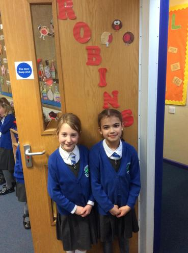 Our school council representatives