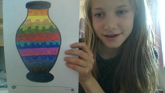 Greek Vase 2!