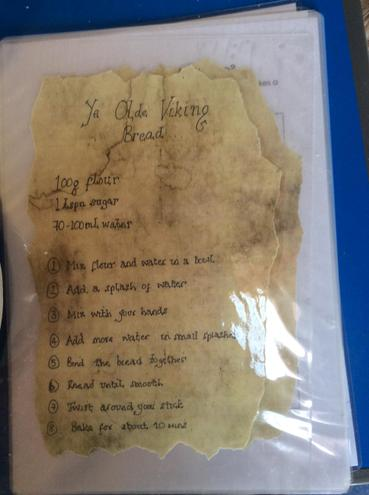 Ye Olde Viking Bread recipe