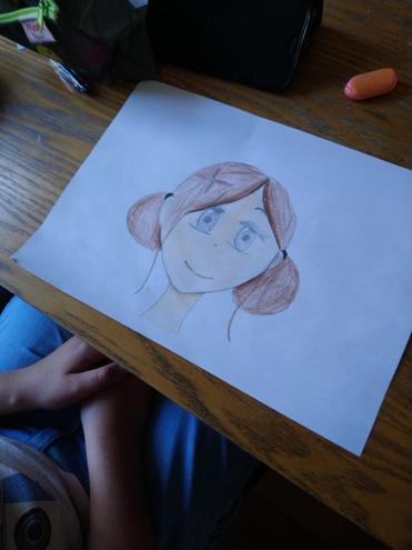Eva's artwork