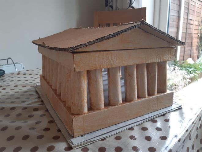 Millie's Parthenon