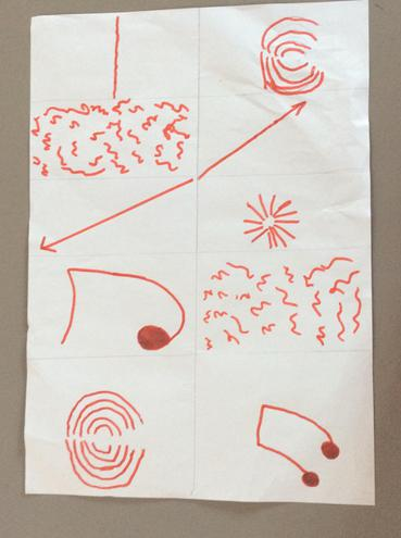 An example graphic score.