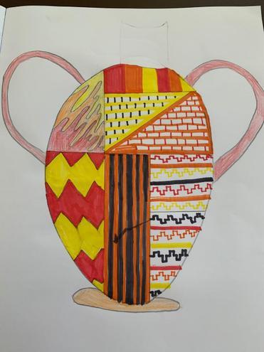 Immy's vase