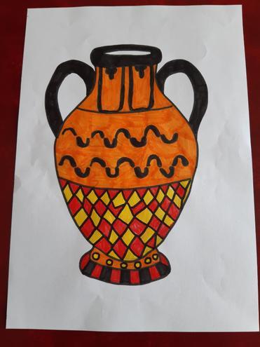 Millie's vase