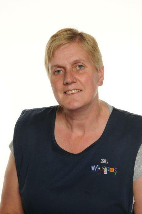 Mrs Sharron Williams - School Cleaner