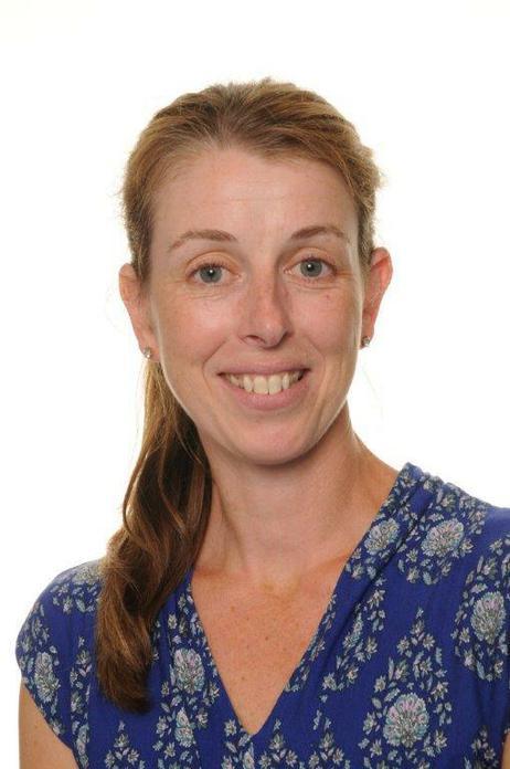 Mrs Suzanne Wregg - F2 Teacher