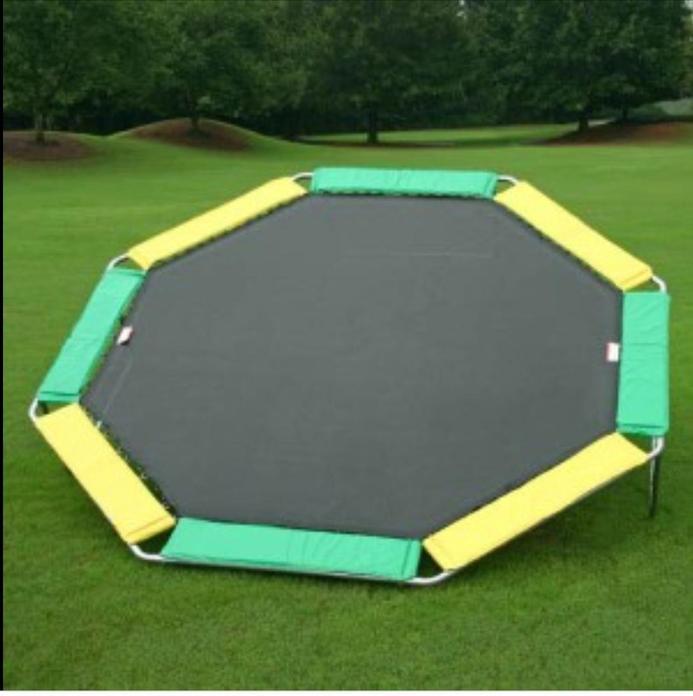 octagonal trampoline