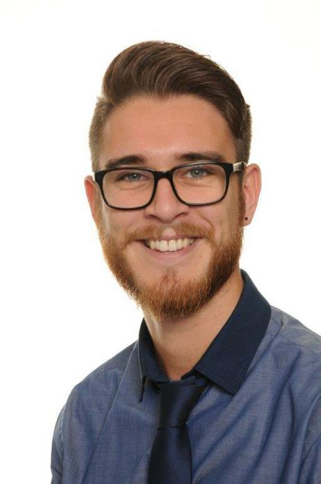 Mr Matthew Terry - Year 5/6 Teacher and SENCO