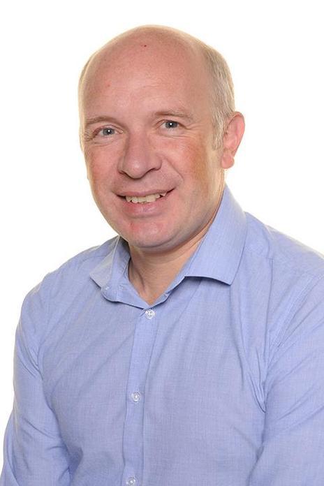 Mr Simon Hindle - Y3/4 Class Teacher