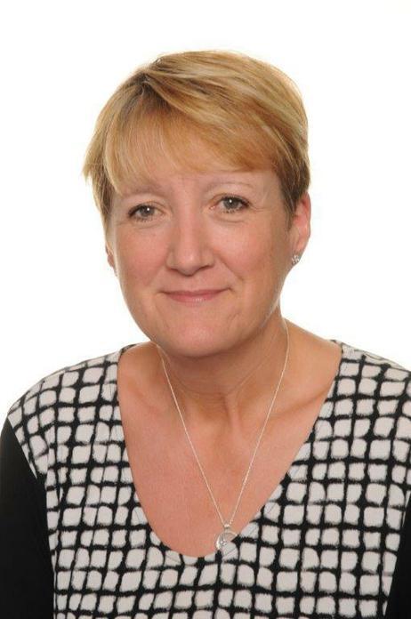 Mrs Ann Ellison - Teaching Assistant