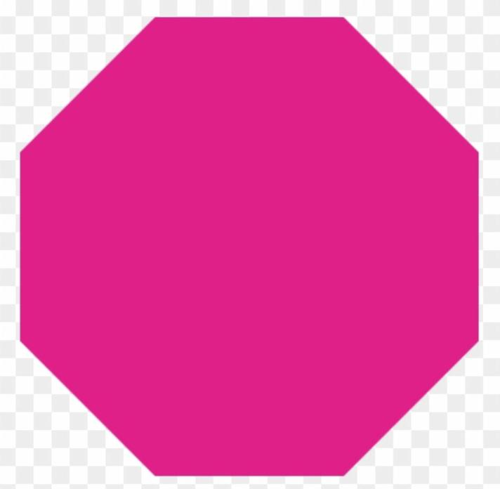 Octagon - 8 sides