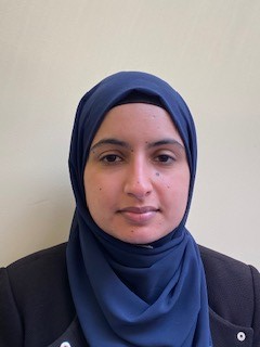 Miss Ahmed - Learning Support Assistant