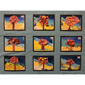 Our versions of 'The Mulberry Tree' by Van Gogh