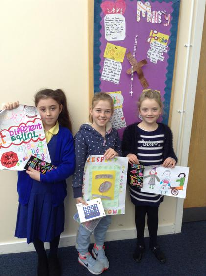 Congratulations to our poster winners