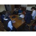 WW2 classroom