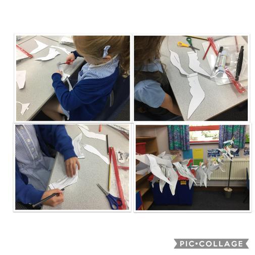 Making seagulls