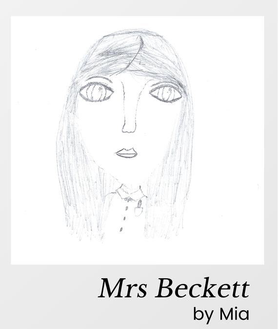 Mrs Beckett - Office Manager
