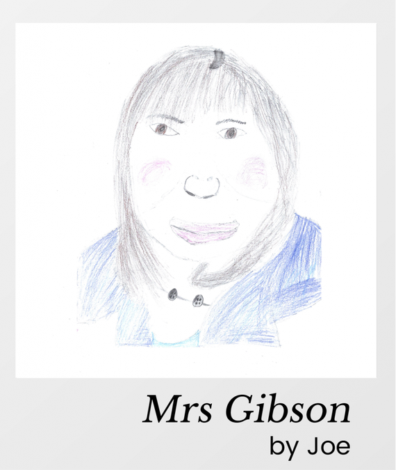 Mrs Gibson - Learning Support Assistant