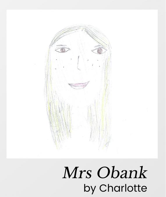 Mrs Obank - Headteacher