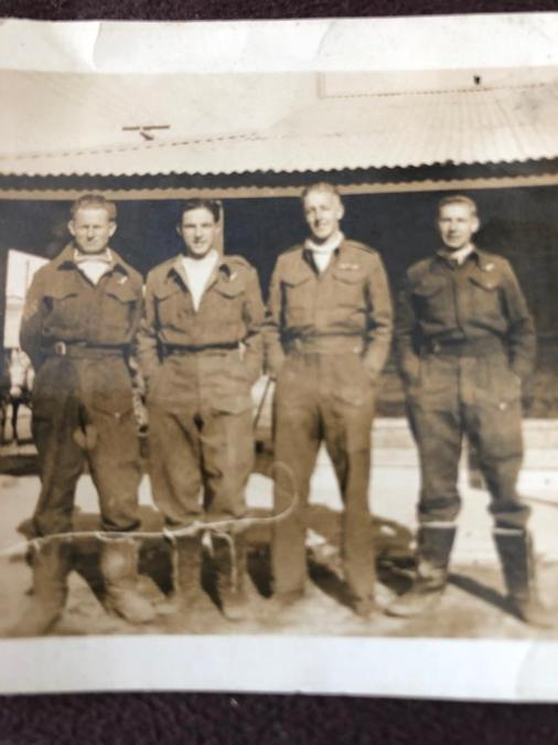My Grandad is second from the left