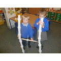 Abbey Class building towers