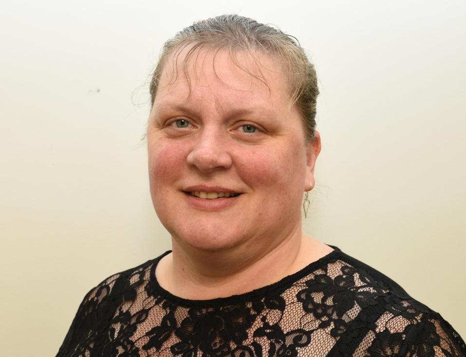 Tracy Jenkins - Parent Governor