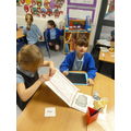 Using our Phonics Application Station