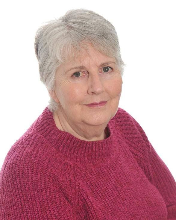 Mrs M. Pritchard (Learning Mentor)