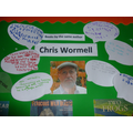 Learning about Chris Wormell