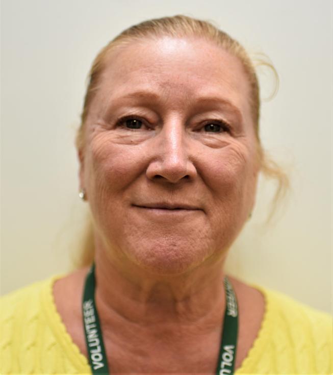 Mrs P. Hoskison (Teaching Assistant)
