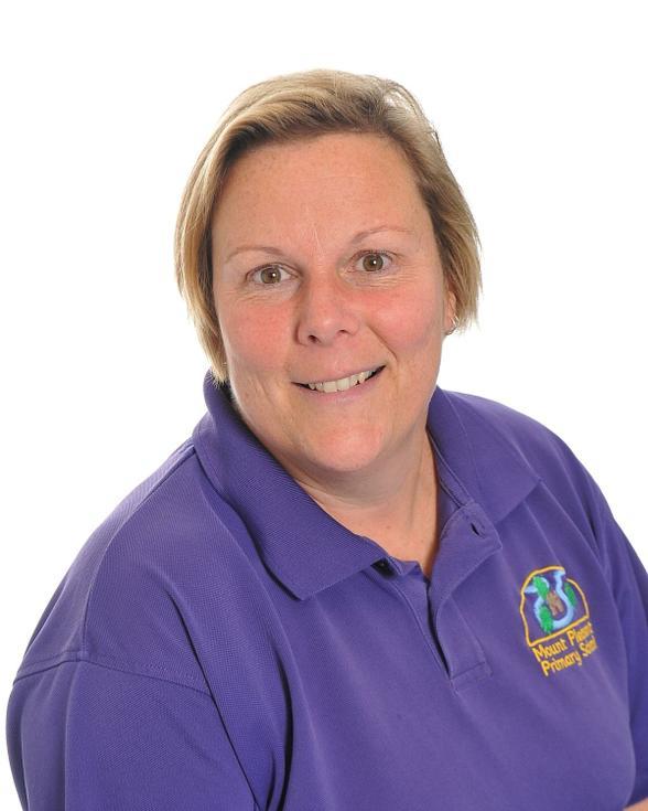 Mrs P. Bates (SEN Support Assistant)