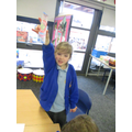 Making World Book Day bookmarks