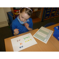 Having fun in letters and sounds