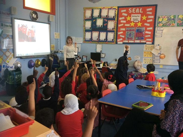 People from Cardiff Uni taught us about space.
