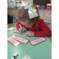 Great writing skills Daulce.