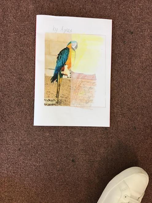 Agnes' parrot