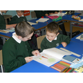 We read our Creation stories to the P1s