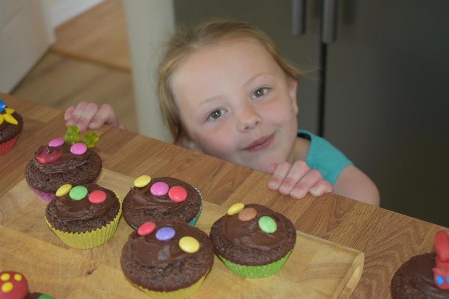 caterpillar cakes