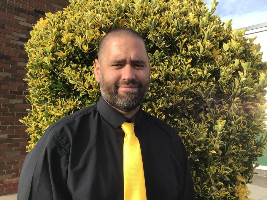 Teaching staff Year 6: Mr Osborne Hill