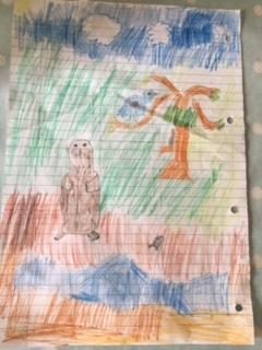 Finley's river drawing.