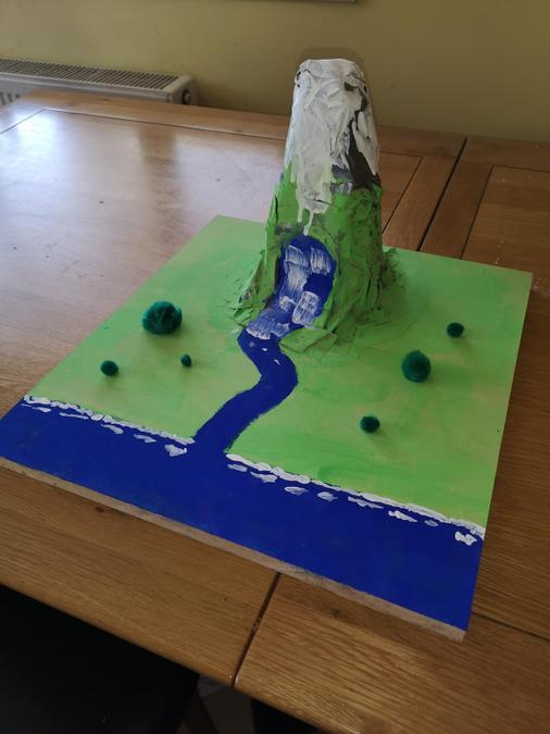 Preston's River system.