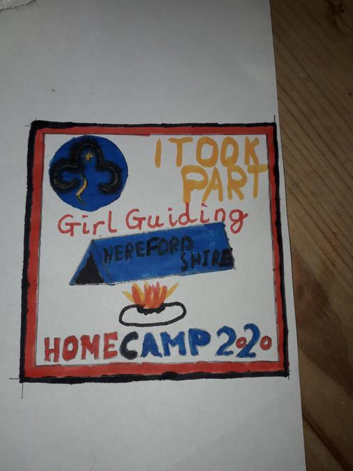 Chloe's Home Camp 2020