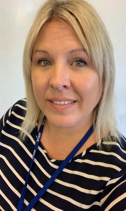 Deputy Head Teacher: Mrs Anna Ricketts