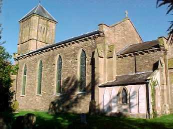 Much Birch Church