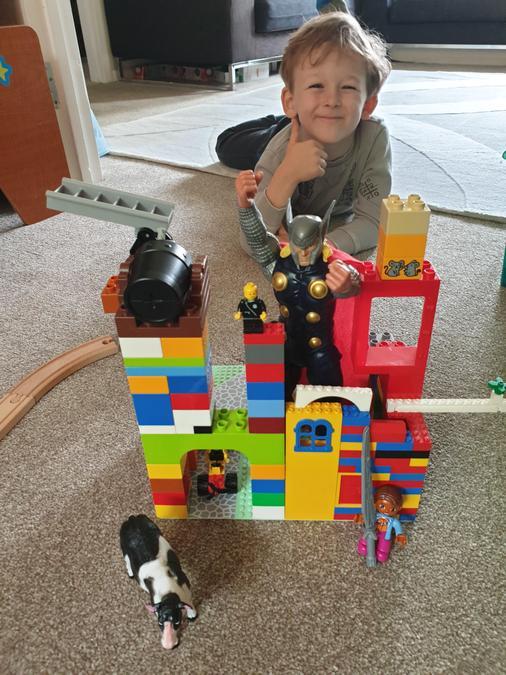Frank's castle