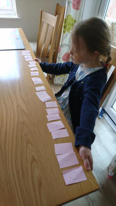 Poppy ordering numbers 1-20