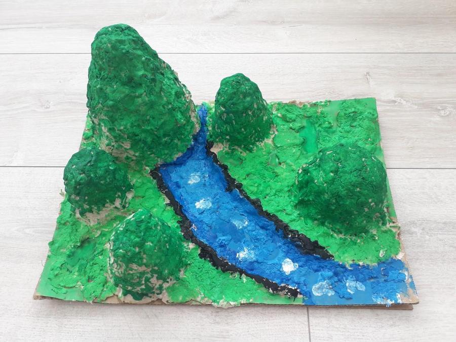 Agatha's river system