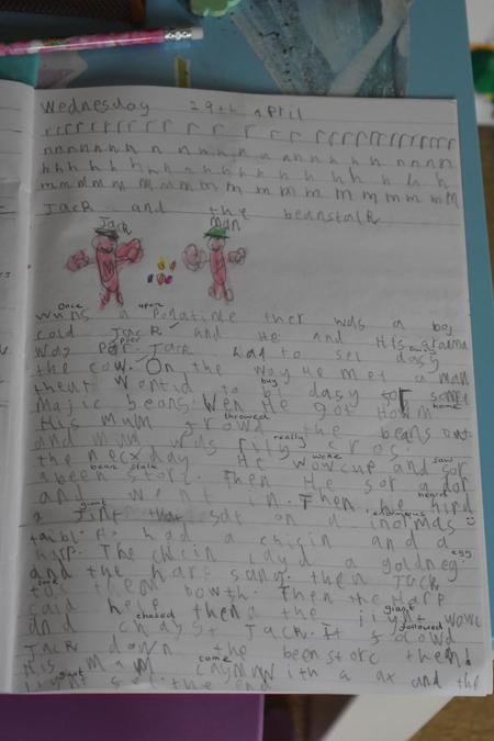 Poppy's story