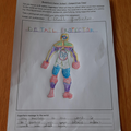 One of our brilliant Year 3 entries